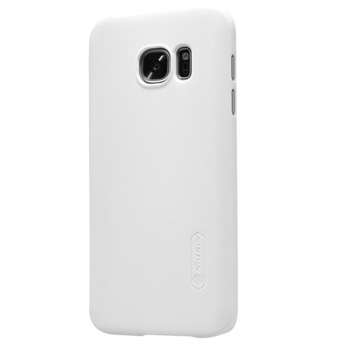 Husa Nillkin Frosted Shield Samsung Galaxy S7 - alb 2