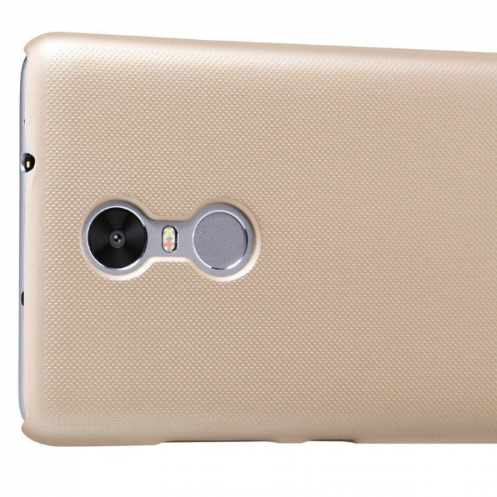 Husa Nillkin Frosted Xiaomi Redmi Note 3 - gold 1