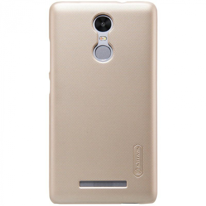 Husa Nillkin Frosted Xiaomi Redmi Note 3 - gold 0