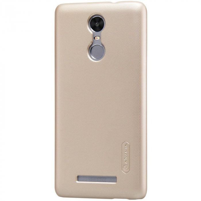 Husa Nillkin Frosted Xiaomi Redmi Note 3 - gold 3
