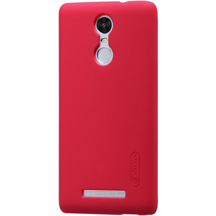 Husa Nillkin Frosted Xiaomi Redmi Note 3 - rosu 3