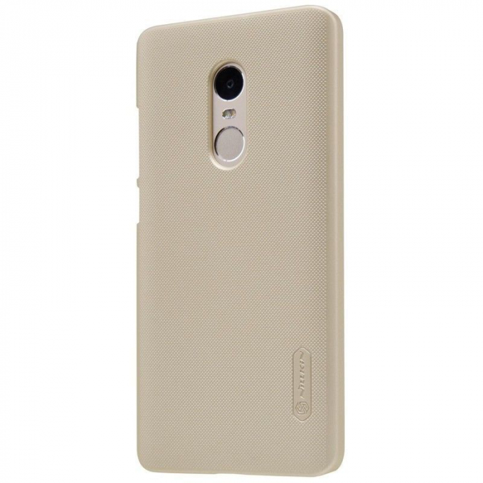 Husa Nillkin Frosted Xiaomi Redmi Note 4 - gold 2