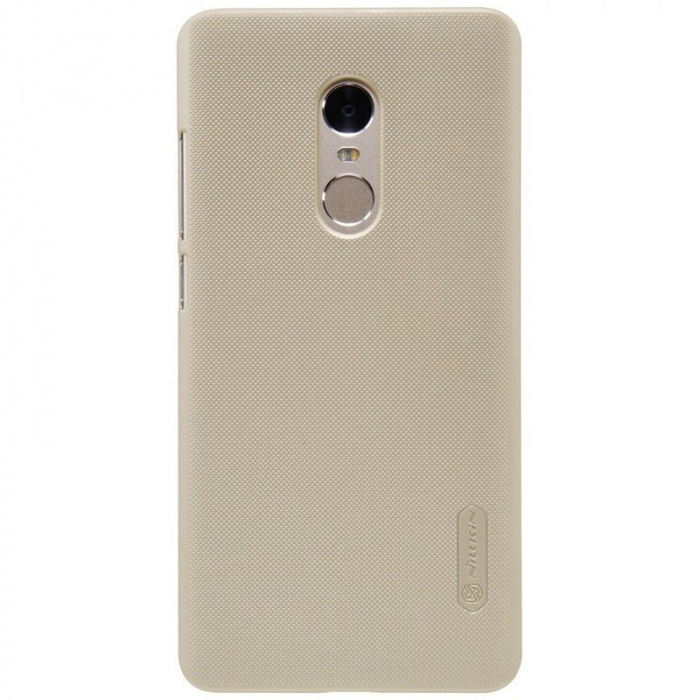 Husa Nillkin Frosted Xiaomi Redmi Note 4 - gold 0