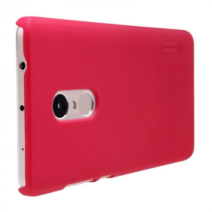 Husa Nillkin Frosted Xiaomi Redmi Note 4 - rosu [4]