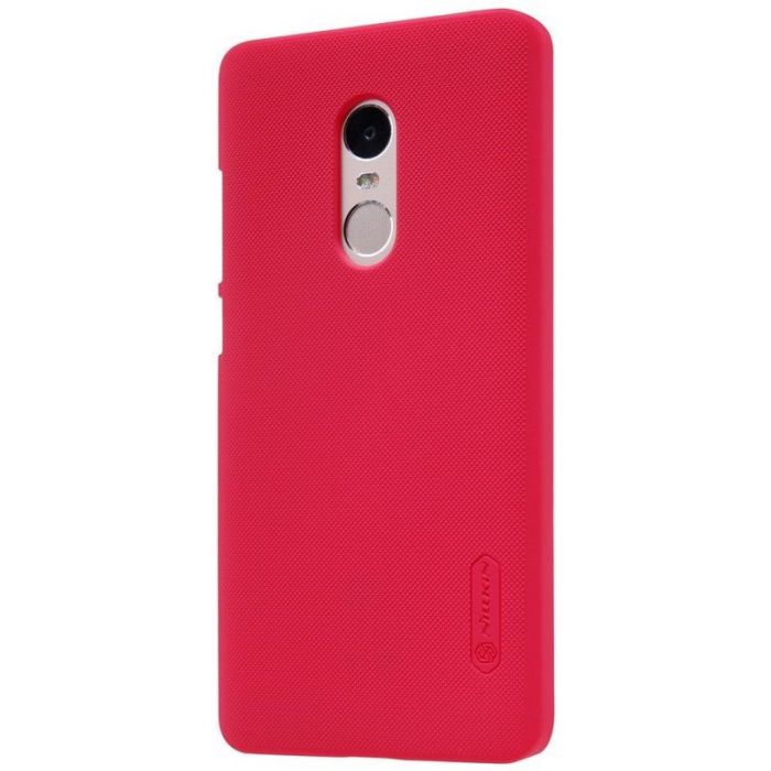 Husa Nillkin Frosted Xiaomi Redmi Note 4 - rosu [2]
