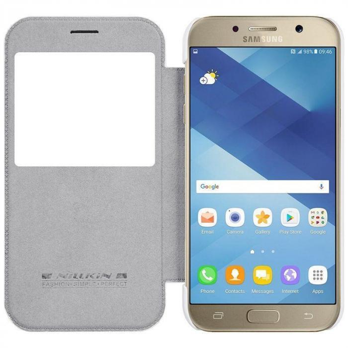 Husa  Samsung Galaxy A5 2017 Nillkin Qin - alb 3