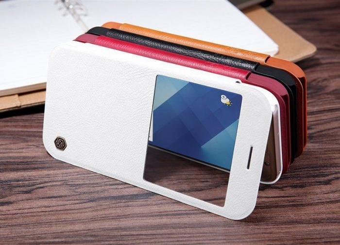 Husa  Samsung Galaxy A5 2017 Nillkin Qin - alb 1
