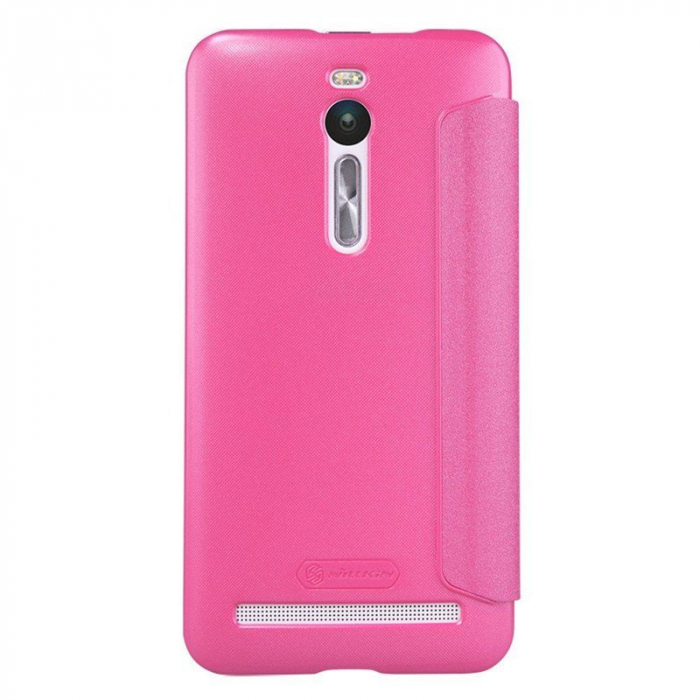 Husa Asus Zenfone 2 5.5inch Nillkin Sparkle - roz 4
