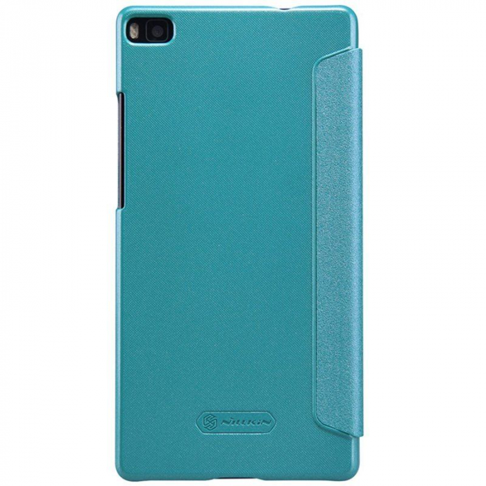 Husa Nillkin Sparkle Huawei Ascend P8 - albastru 4