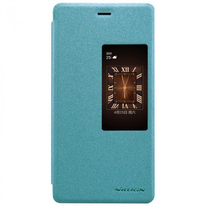 Husa Nillkin Sparkle Huawei Ascend P8 - albastru 3