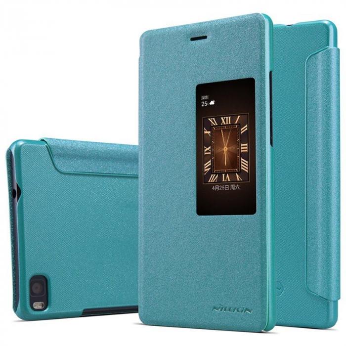 Husa Nillkin Sparkle Huawei Ascend P8 - albastru 0