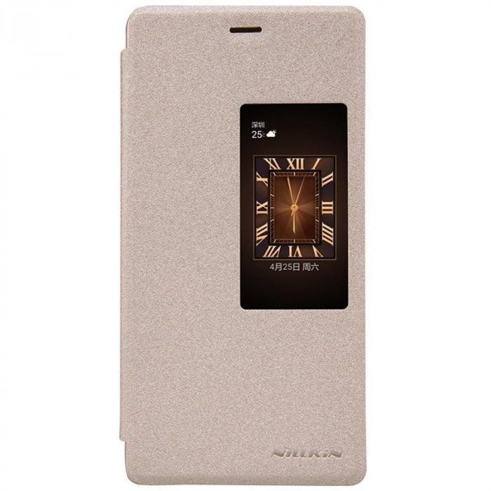 Husa Nillkin Sparkle Huawei Ascend P8 - gold 3