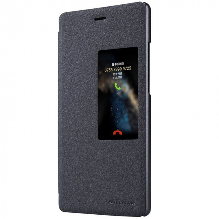 Husa Nillkin Sparkle Huawei Ascend P8 - negru 3