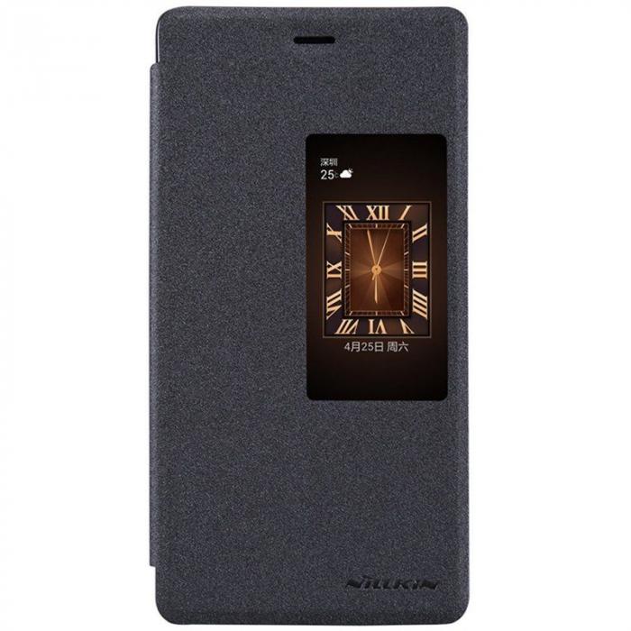 Husa Nillkin Sparkle Huawei Ascend P8 - negru 4