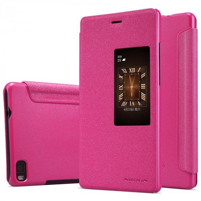 Husa Nillkin Sparkle Huawei Ascend P8 - roz 0
