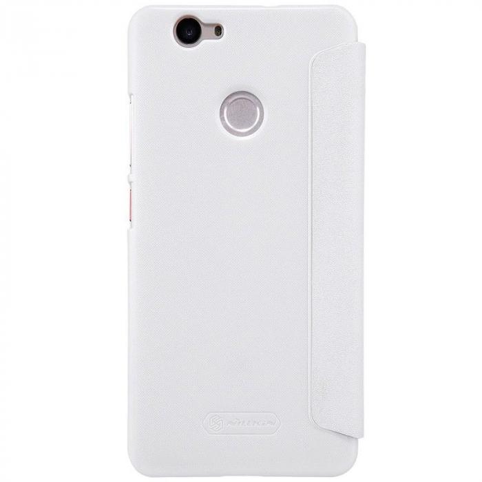 Husa Nillkin Sparkle Huawei Nova - alb 1