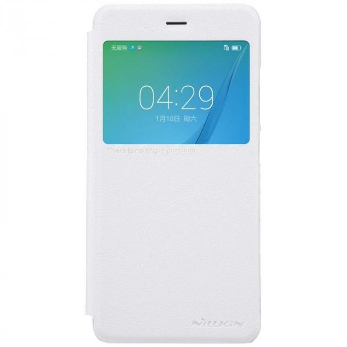 Husa Nillkin Sparkle Huawei Nova - alb 0