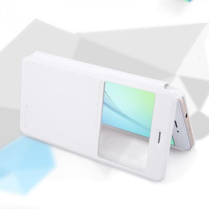 Husa Nillkin Sparkle Huawei Nova - alb 6