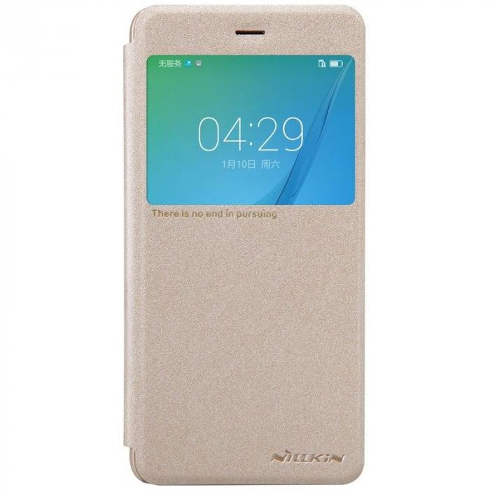 Husa Nillkin Sparkle Huawei Nova - gold 0