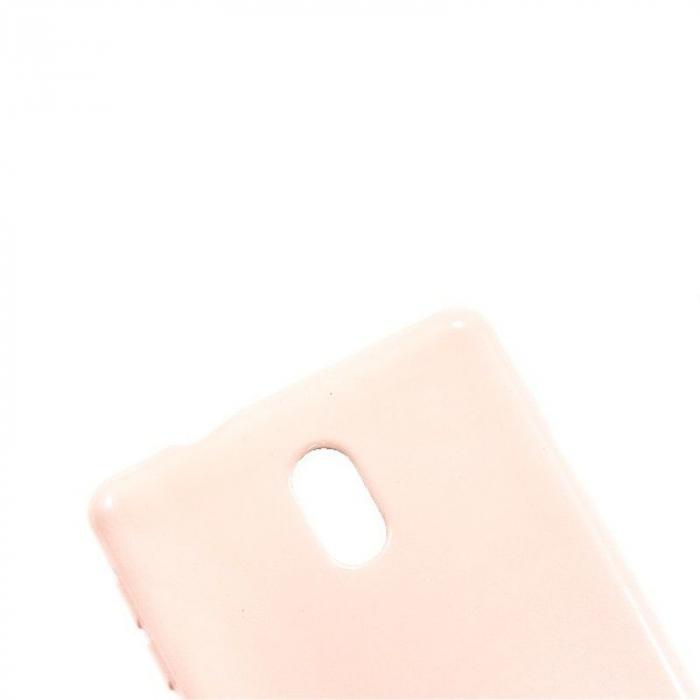 Husa  Nokia 3 Goospery Mercury Jelly Case Silicon - roz 5