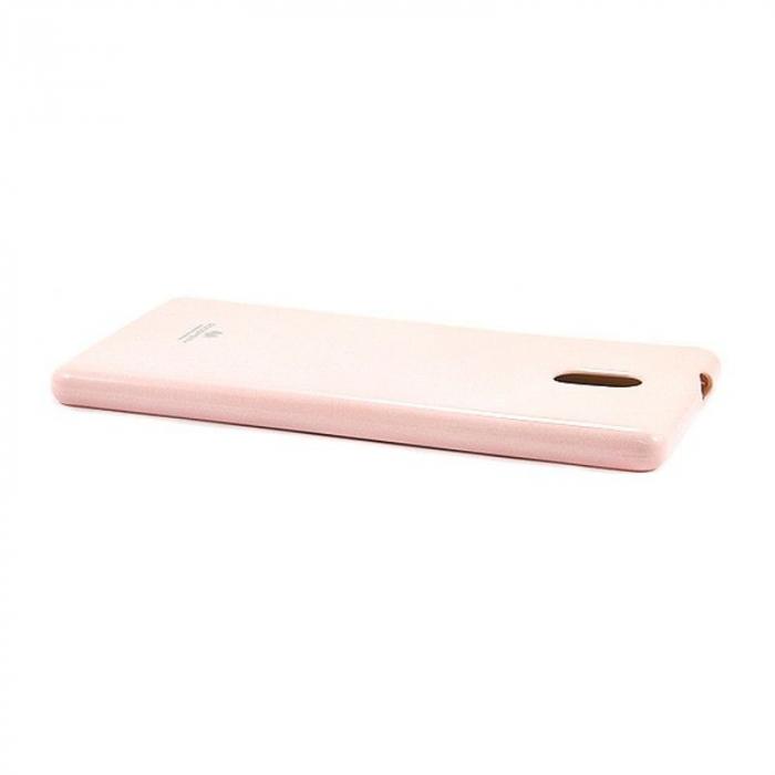 Husa  Nokia 3 Goospery Mercury Jelly Case Silicon - roz 4