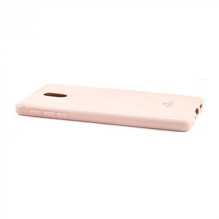 Husa  Nokia 3 Goospery Mercury Jelly Case Silicon - roz 3