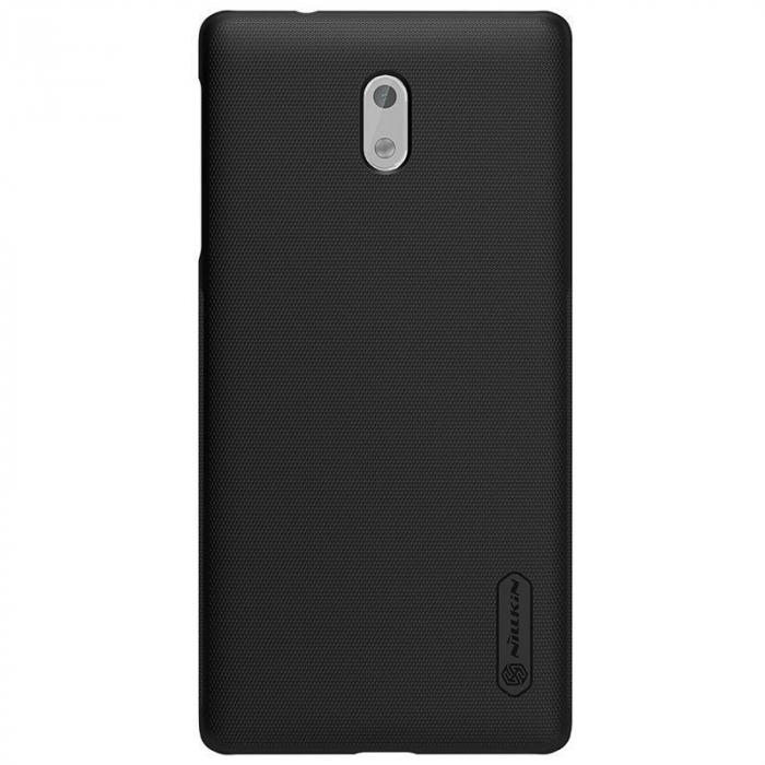 Husa Nokia 3 Nillkin Frosted Shield - negru 0