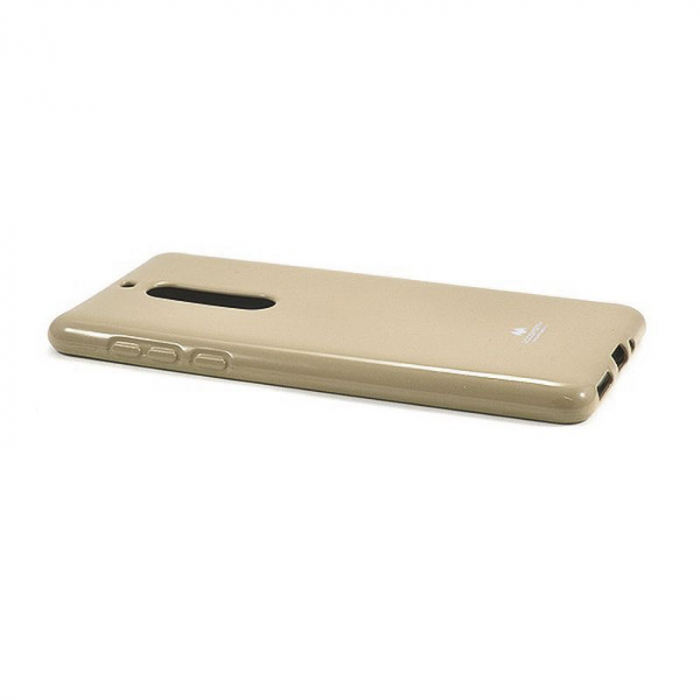 Husa Nokia 5 Goospery Mercury Jelly Case Silicon - gold 3