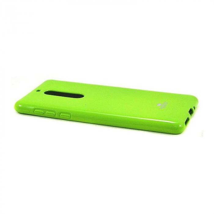 Husa Nokia 5 Goospery Mercury Jelly Case Silicon - lime 3