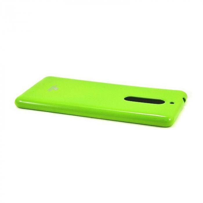 Husa Nokia 5 Goospery Mercury Jelly Case Silicon - lime 4