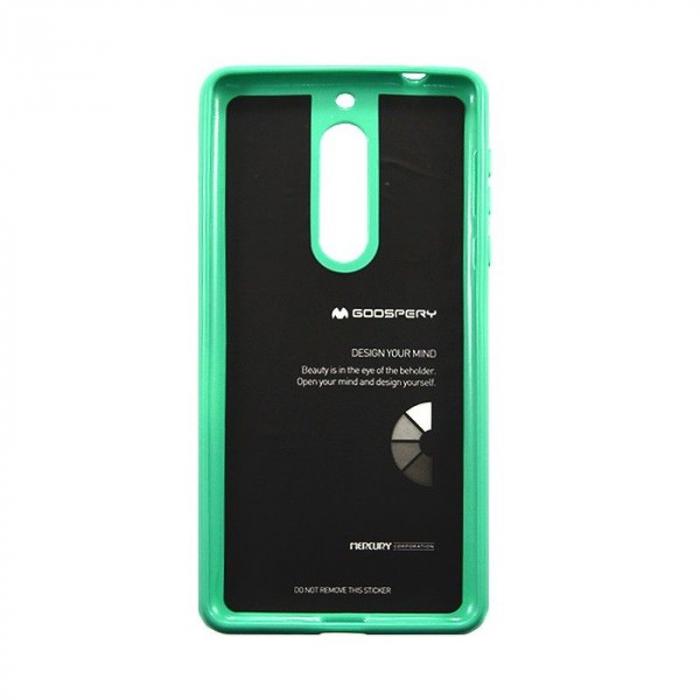 Husa Nokia 5 Goospery Mercury Jelly Case Silicon - mint 2