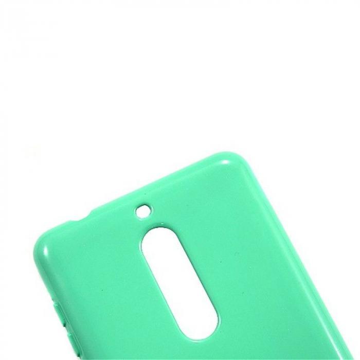 Husa Nokia 5 Goospery Mercury Jelly Case Silicon - mint 5