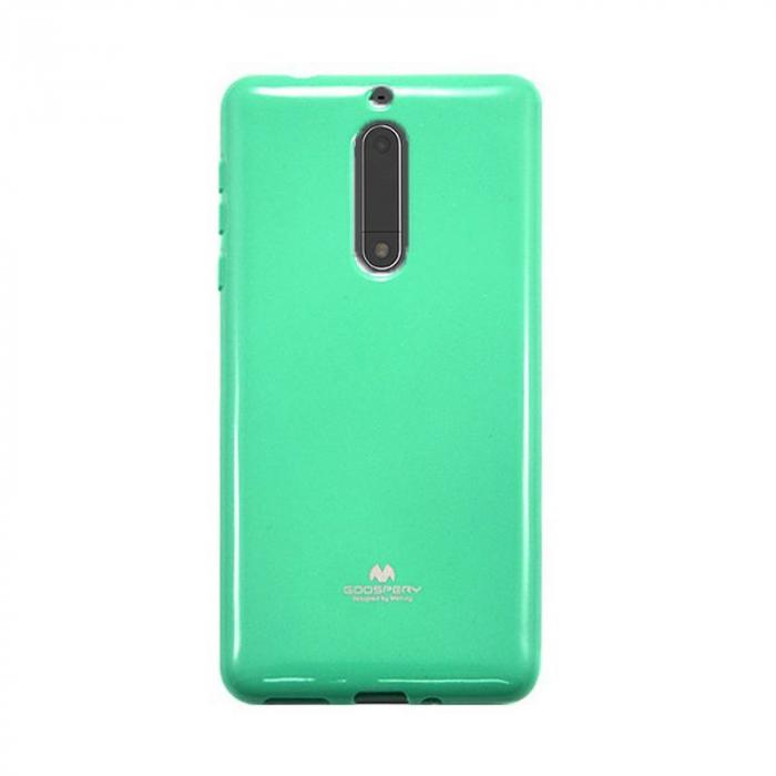 Husa Nokia 5 Goospery Mercury Jelly Case Silicon - mint 0