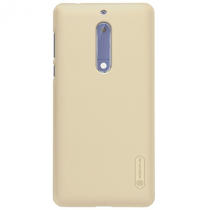 Husa   Nokia 5 Nillkin Frosted Shield - gold 3
