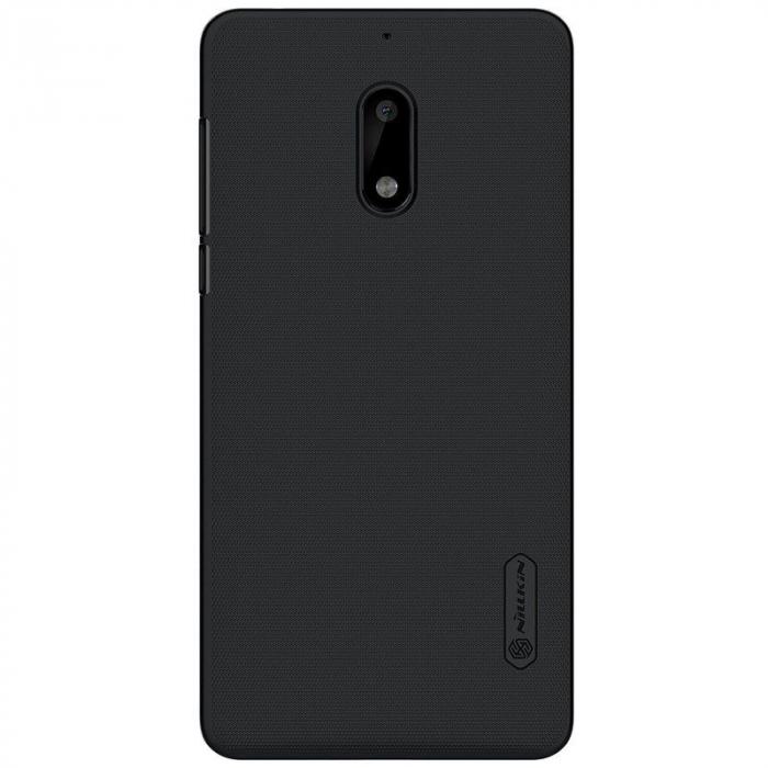 Husa Nokia 6 Nillkin Frosted Shield - negru 6