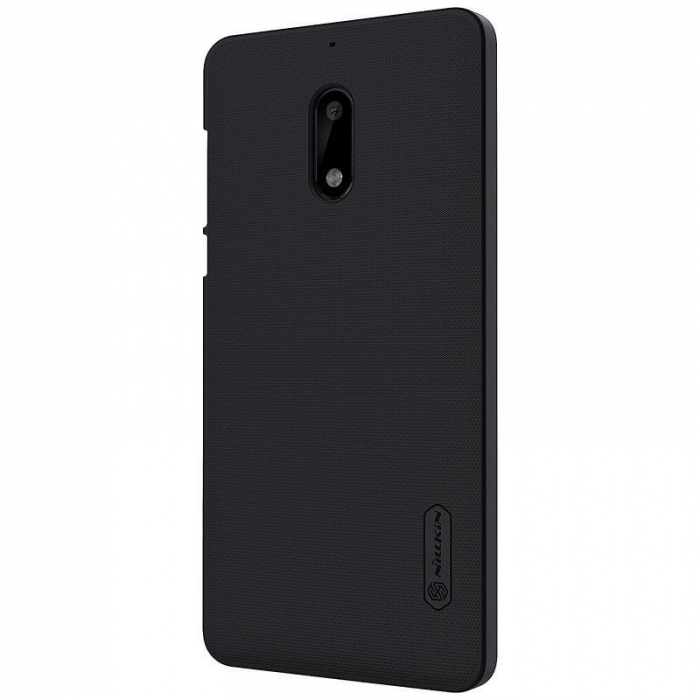 Husa Nokia 6 Nillkin Frosted Shield - negru 4