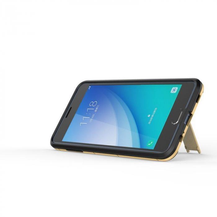 Husa Nokia 6 Slim Armour Hybrid - rosu 2
