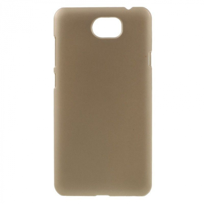 Husa plastic hard case Huawei Y5II - gold 0
