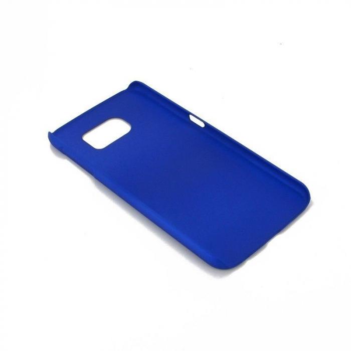 Husa Plastic Hard Case Samsung S6 - albastru 4