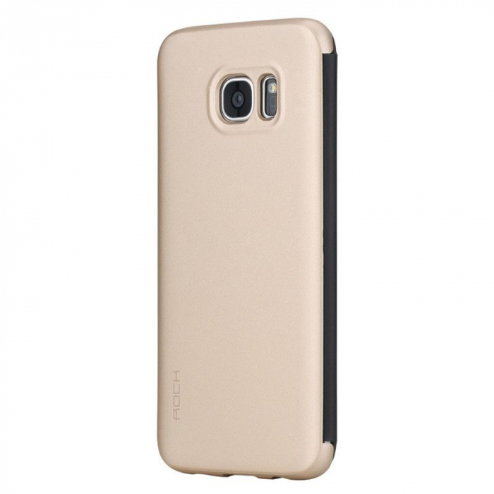 Husa Rock Dr.V Series Galaxy S7 - gold  2