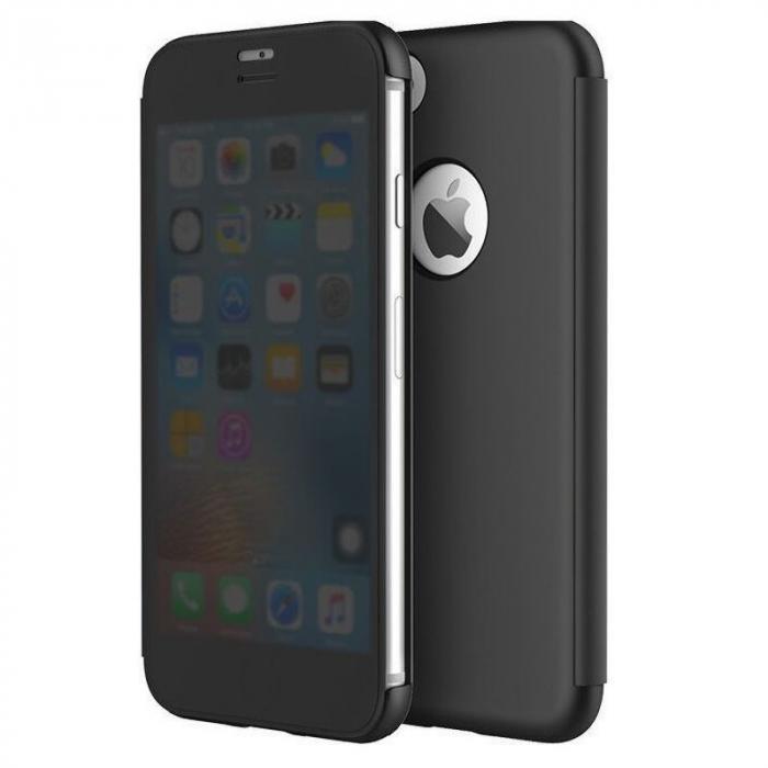 Husa  iPhone 7 Rock Dr.V Series - negru 0