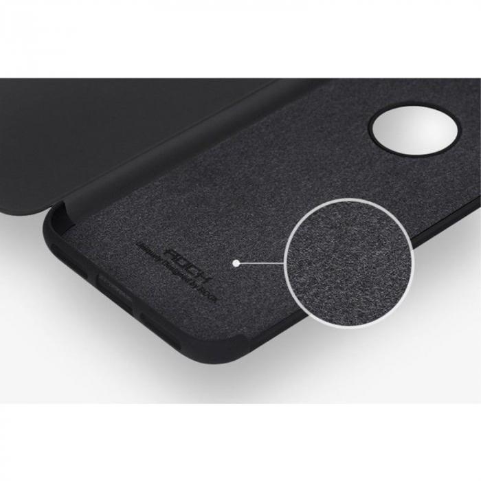 Husa  iPhone 7 Rock Dr.V Series - negru 4