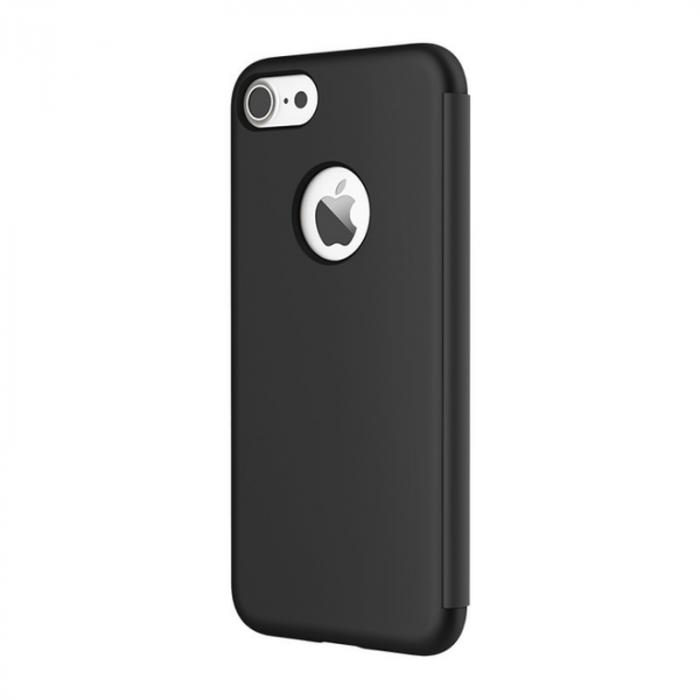 Husa  iPhone 7 Rock Dr.V Series - negru 1