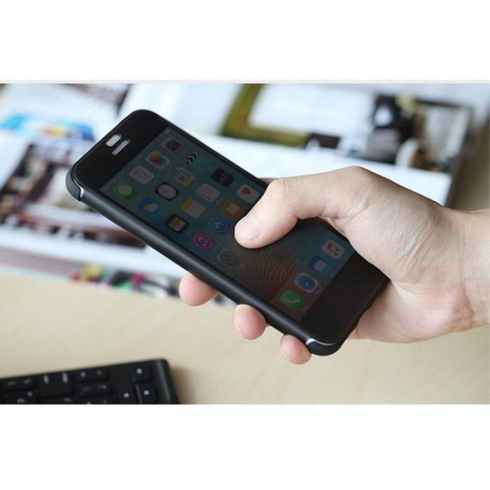 Husa  iPhone 7 Rock Dr.V Series - negru 5