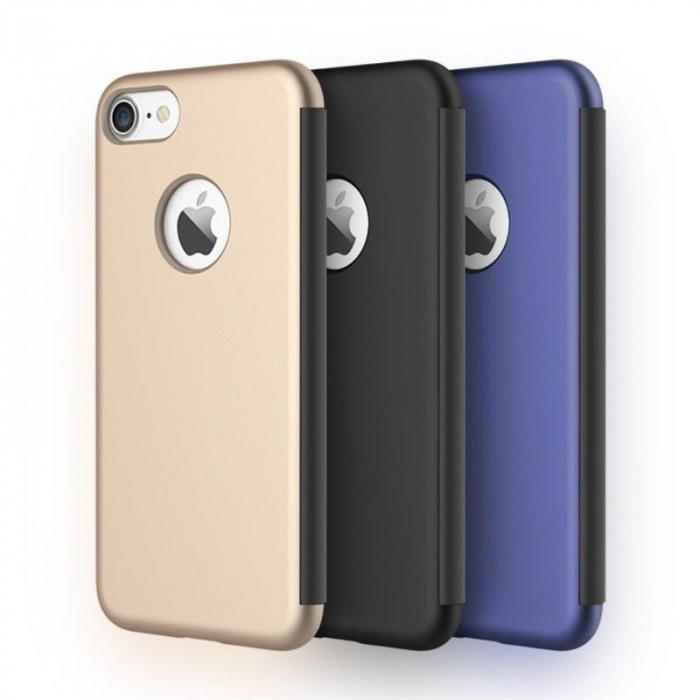 Husa  iPhone 7 Rock Dr.V Series - negru 10