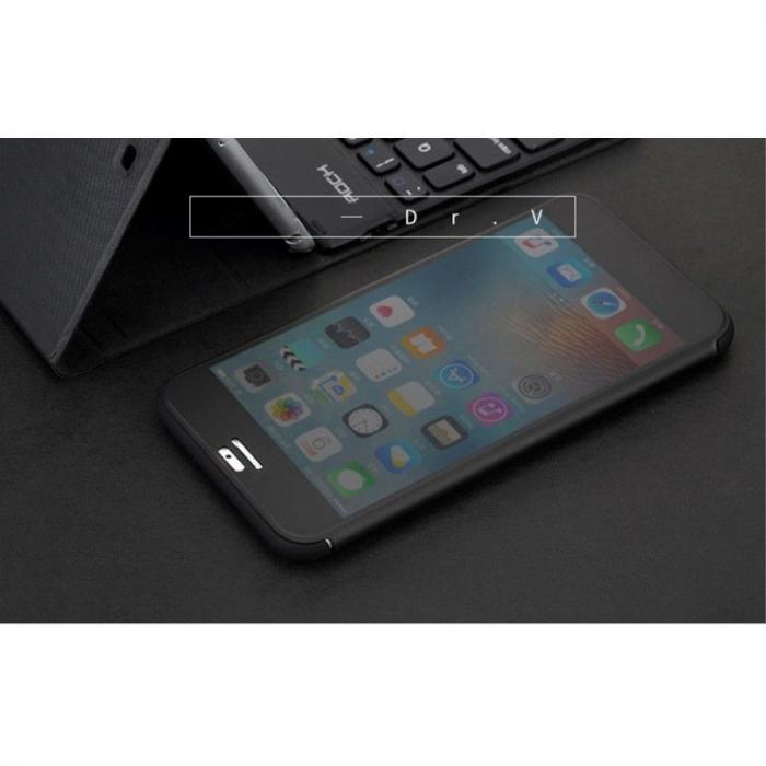 Husa  iPhone 7 Rock Dr.V Series - negru 6