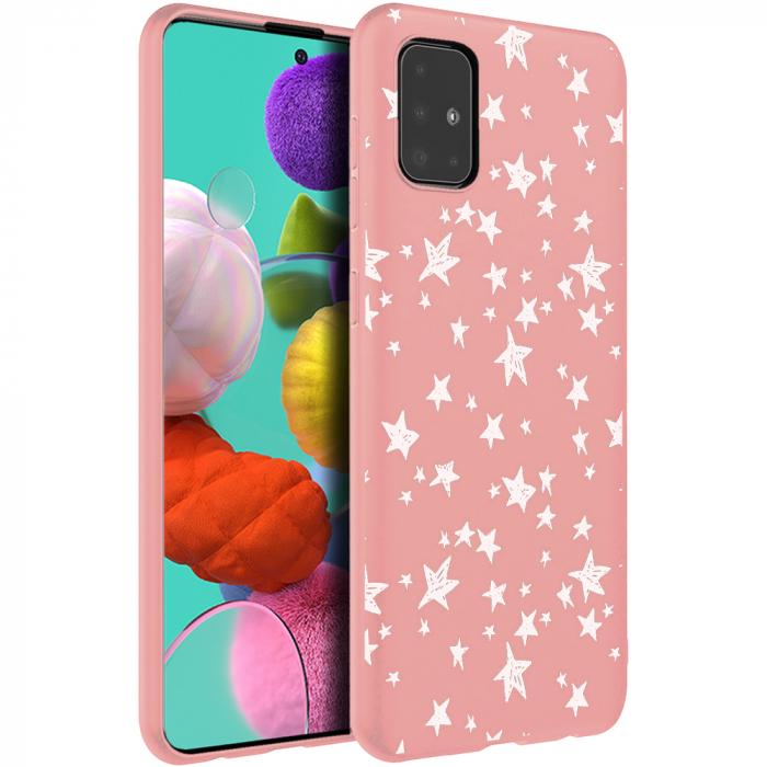 Husa Samsung A51 - Silicon Matte - Stars 0