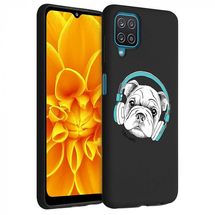 Husa Samsung Galaxy A12 - A42  - Silicon Matte - Cool Dog [0]