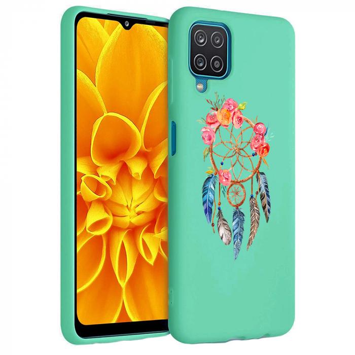 Husa Samsung Galaxy A12 - A42  - Silicon Matte - Dreamcacher 1 [2]