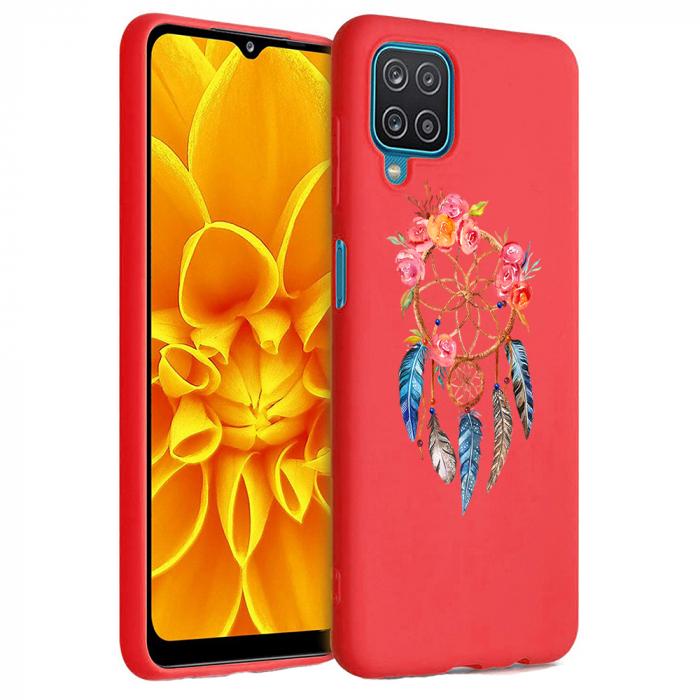 Husa Samsung Galaxy A12 - A42  - Silicon Matte - Dreamcacher 1 [5]